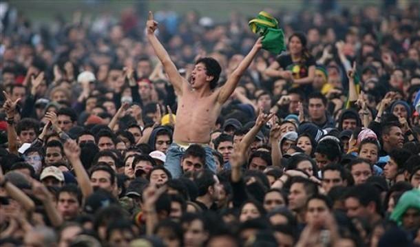 Colombia Rock Festival