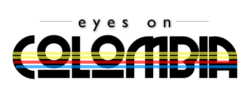 Eyes On Colombia logo
